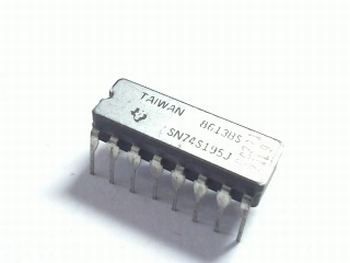 74LS195 4-bit Parallel-Access Shift Register DIP16
