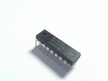 74C922 16-Key Encoder DIP18