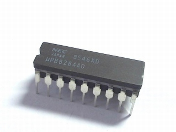 UPB8284AD clock generator and driver for 8088 microprocessor