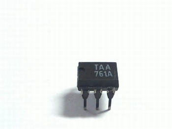 TAA761A Universal Operational Amplifier