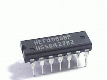 HEF4068 8-Input nand gate