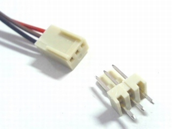 PCB connector set 3 poles