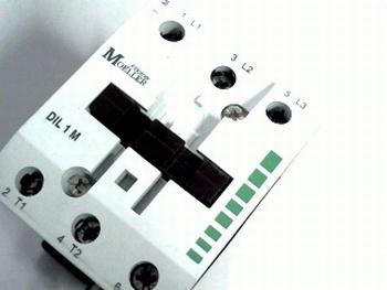 DIL1M MOELLER  CONTACTOR 3P 15KW 230V 50HZ