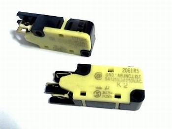 Microswitch 250VAC 2A