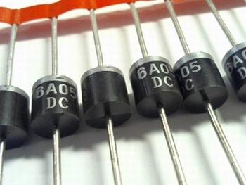 P600B diode  100V 6A