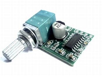 PAM8403 mini digital stereo amplifier module