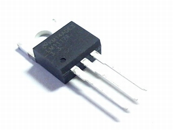 LM1117T - 2,5 volt - voltage regulator