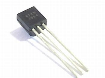 BC327 Transistor 10 stuks