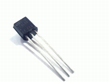 L78L33 - 3,3 volt voltage regulator