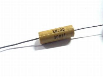 Precisionresistor 30,1 Ohm 1% RN700