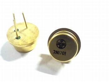2N1701 Microsemi Bipolaire transistor - Power BJ
