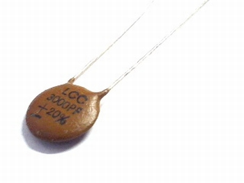 Ceramic capacitor 3000PF 50V