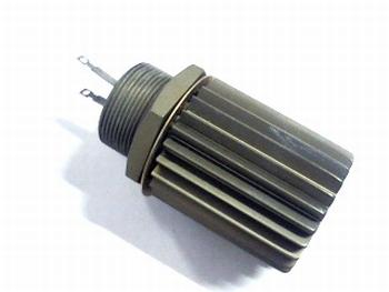 Vermogens weerstand Dale PH-100 ,14 Ohm 100 Watt