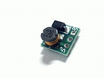 DC-DC step up module 1.5V-4.2V to 5V