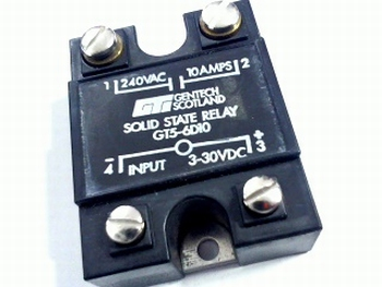 Gentech GT5-6D10 Solid State relay.