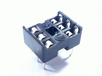 6 pins standard IC socket