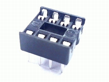 8 pins standard IC socket