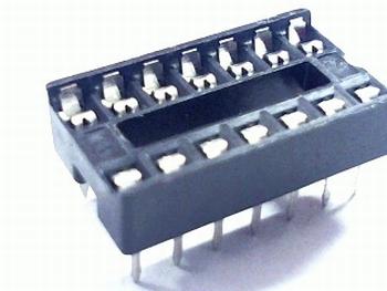 IC voet 14 pins standaard
