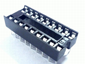 18 pins standard IC socket
