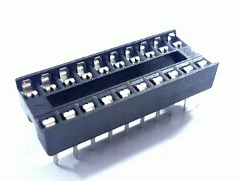 20 pins standard IC socket