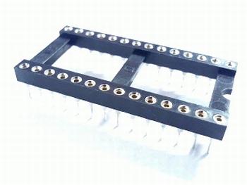 IC voet 28 pins breed professioneel