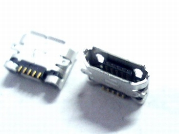 USB micro-B for pcb SMD