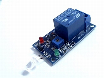 Light dependent relay module