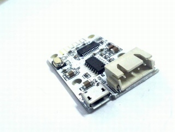 Mini bluetooth audio digitale versterker module.