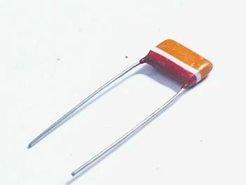 MKT capacitor 33 nF 250V