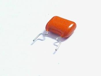 MKT capacitor 100 nF 250V