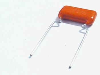 MKT capacitor 270 nF 100V