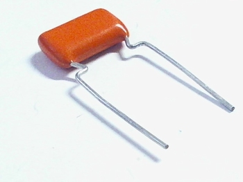 MKT capacitor 390 nF 100V
