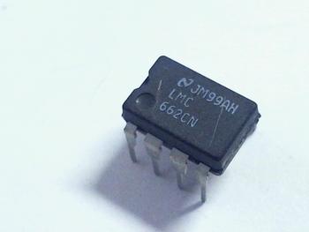 LMC662CN CMOS Dual Op-Amp DIP8
