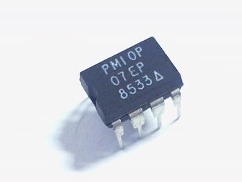 OP07 EP  Operationele versterker, single, 600 kHz, PDIP-8
