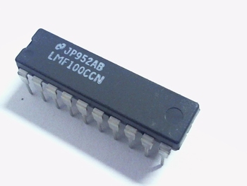 LMF100CCN monolithic filter DIP20