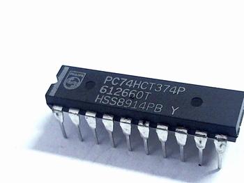 74HCT374 Octal D-Type Flip-Flop; Postive-Edge Trigger 3-Stat