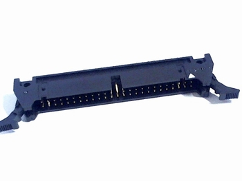 Header male connector 2x25 pins