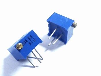 High precision potmeter 1K square model