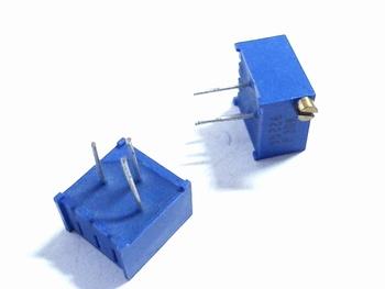 High precision potmeter 5K ohms square