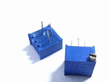 High precision potmeter 500K ohms square
