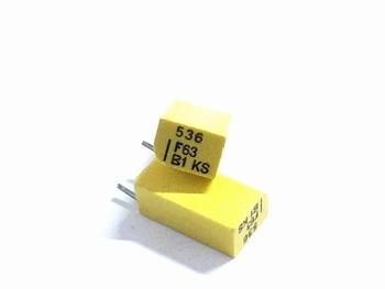 Styroflex condensator 536pF radiaal