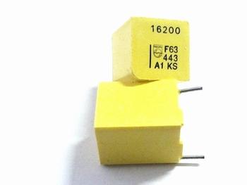Styroflex condensator 16,2nf radiaal