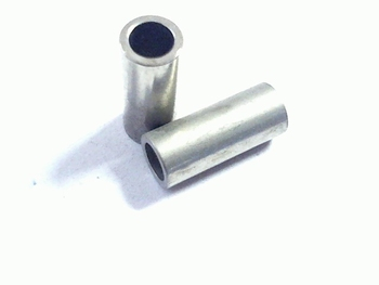 Metal distance holder 12mm round diameter 5mm
