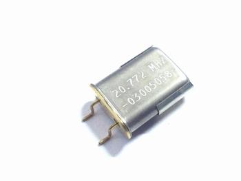 Quartz crystal 20,772 mhz