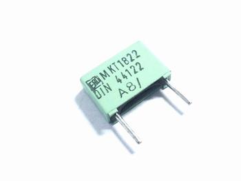 MKT capacitor 22 nF 400V