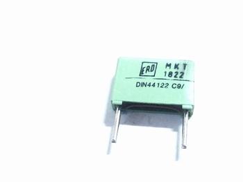 MKT capacitor 10 nF 630V