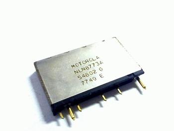 Motorola NLN8773A Second IF Amplifier Module