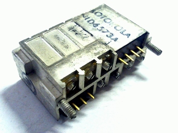 Motorola NLD6573A MX Receiver Preselector Module