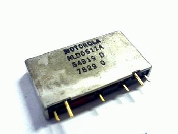Motorola NLD6611A Radio Module