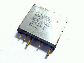 Motorola NLN5925A Discriminator Module